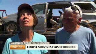 WATCH  Swept Away in Flash Flood