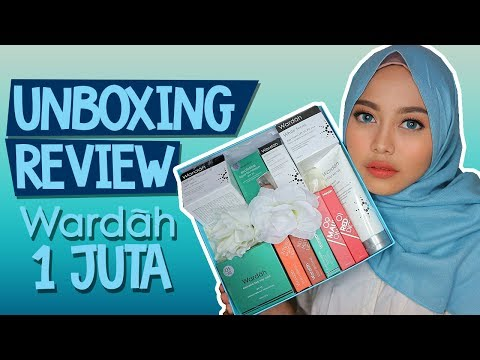 unboxing!-produk-wardah-1juta-rupiah.
