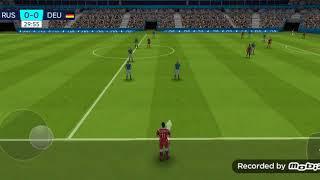 Выиграл матч по футболу Россия 4 1 Германия