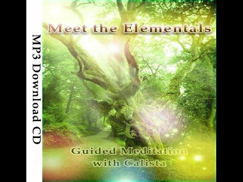 Meet the Elementals, Nature Spirits and Devas with Calista