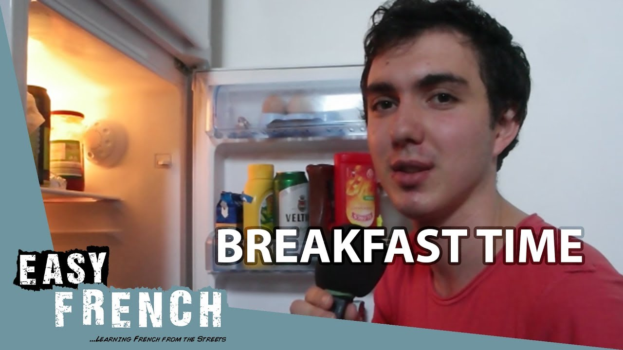 Breakfast time | Super Easy French 12