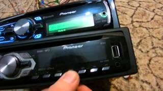 Pioneer Deh-6400BT краткий обзор