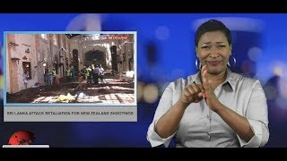 Sign1News 4.23.19 - News for the Deaf community powered by CNN in American Sign Language (ASL)