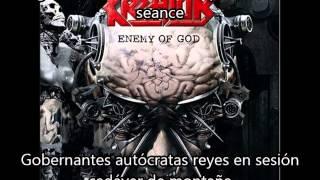 Kreator - World Anarchy (Subtitulos & Lyrics)