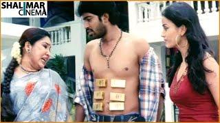 Allari Naresh Comedy Scenes Back to Back || Part 01 || Telugu Latest Comedy Scenes || Shalimarcinema