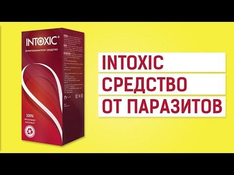 intoxic от паразитов купить в СПБ