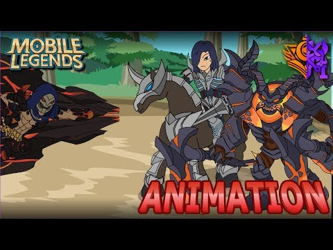 MOBILE LEGENDS ANIMATION #35 - THE WAR PART 1 OF 3