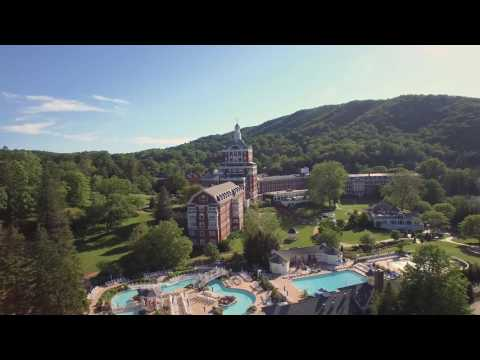 Experience The Omni Homestead