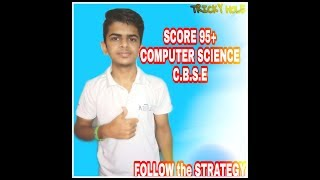 4.2 Output(3 Marks) | COMPUTER SCIENCE | C.B.S.E CLASS 12