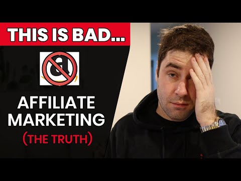 Amazon Just Killed My Affiliate Marketing Business | END OF AMAZON AFFILIATES?