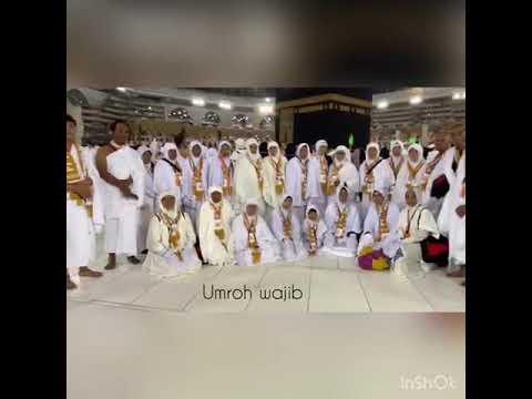 HAJI dan UMROH || Dahsyatnya Persatuan dalam ibadah Haji dan Umroh || RPP Lengkap.