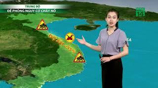 Gambar cover Thời tiết 6h 17/07/2019: Bão Danas hoạt động trên gần biển Đông| VTC14