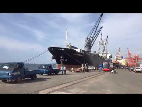 Sihanoukville Port 2017