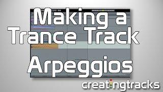 Trance Arpeggios Part 1