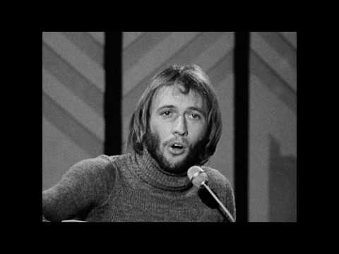 Maurice Gibb  Something's Blowing HD