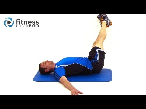 Strength, Balance & Flexibility Exercises For Golfers - Fitness Blender Golf Workout