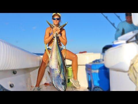 Best Offshore Fishing for Yellowfin Tuna in Louisiana Video