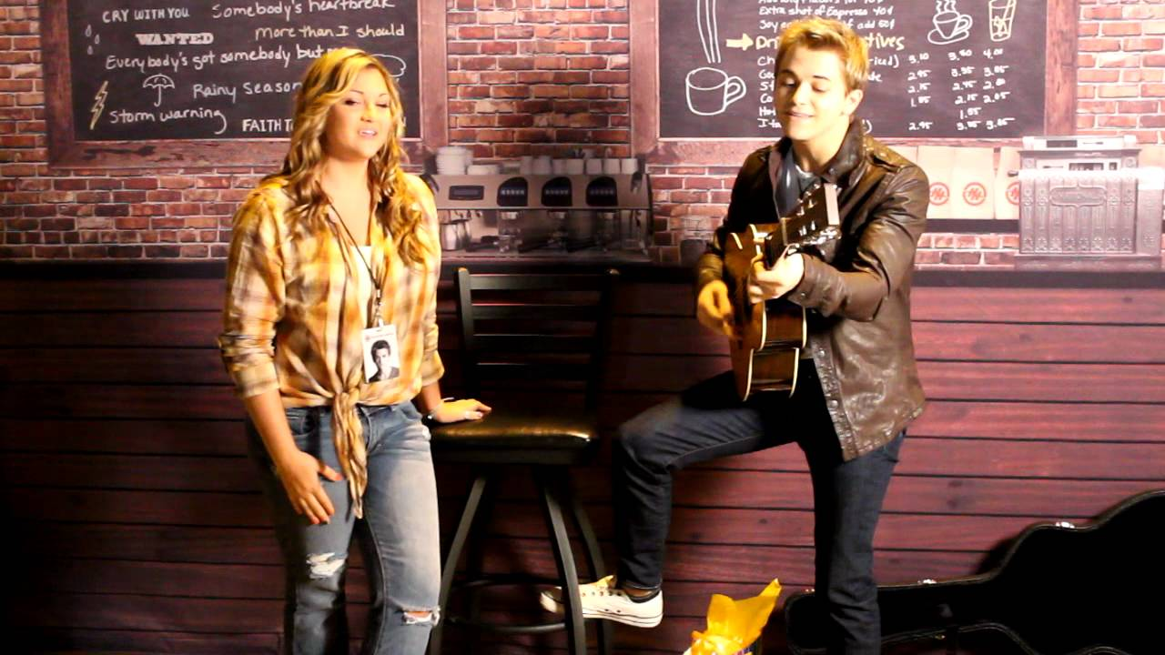 Singing With Hunter Hayes 9 26 12 Youtube