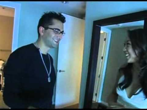 High Stakes Living: Antonio Esfandiari