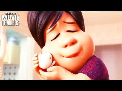 INCREDIBLES 2 New Clips including Boa Short Clip - Disney Pixar Sequel Movie
