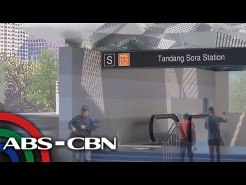 Business Nightly: Construction of Philippines' first subway begins