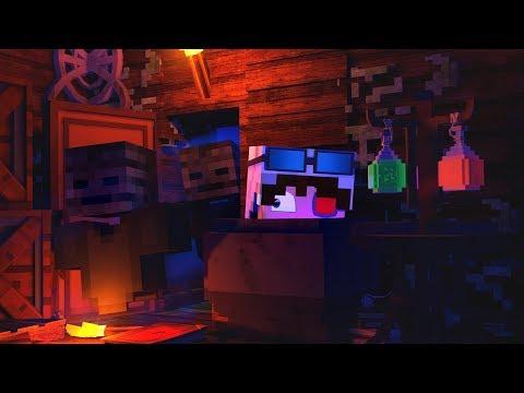 МОЯ ЛЮБИМАЯ МИНИ ИГРА 2013-2014 ГОДА ВЕРНУЛАСЬ! ЛЮДИ ПРОТИВ ВАМПИРОВ! Minecraft VampireZ