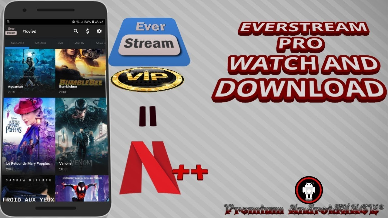 EVERSTREAM GRATUIT TÉLÉCHARGER MOVIE