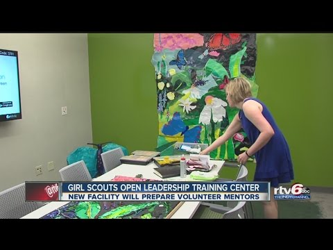 Girl Scouts of Central Indiana celebrate new building
