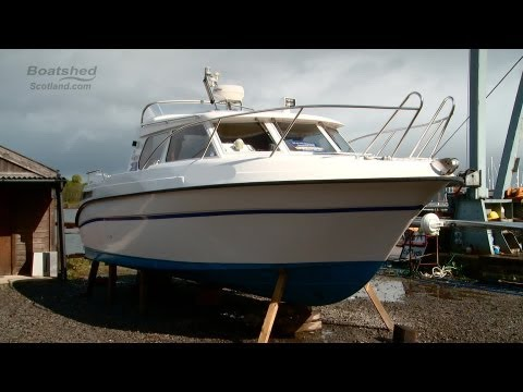 Yacht For Sale - NB Marine 820 Sport