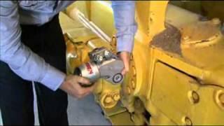 Hydraulic Torque Wrench Komatsu Dozer Hire