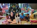 Christmas Morning Opening Presents! SuRpRiSe VaCaTiOn ReVeAl!!