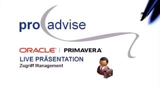 Oracle Primavera P6EPPM für das Management