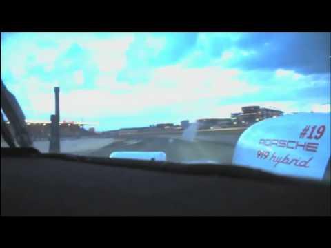 2015 - 24 Hours Of Le Mans - #19 Porsche 919 LMP1 Final 9 Hours Onboard
