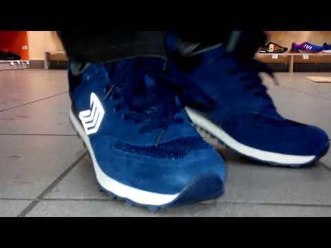 Обзор замшевых классических кроссовок.Интернет магазин обуви Sportobuv.com.ua