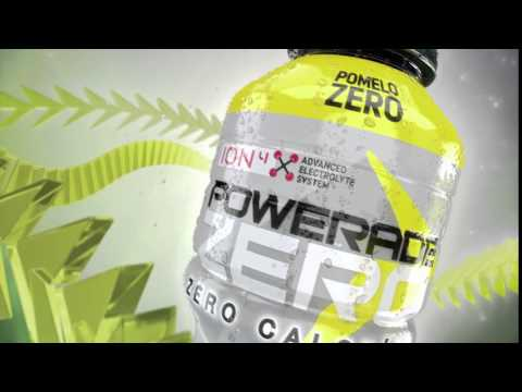 Llegó Powerade Zero