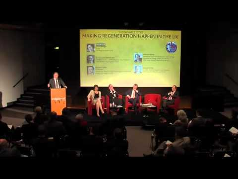MIPIM 2011 - Making regeneration happen in the UK