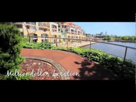 Perth Property For Sale: 20/1 Henry Lawson Walk, East Perth