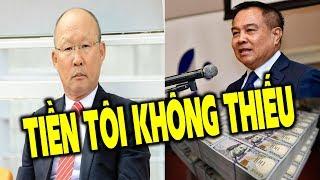 Cứ Tưởng Trả Lương Trăm Tỷ Là Cướp Được Ông Park, Ai Ngờ Thái Lan Bị HLV Người Hàn Nắn Gân Thế Này