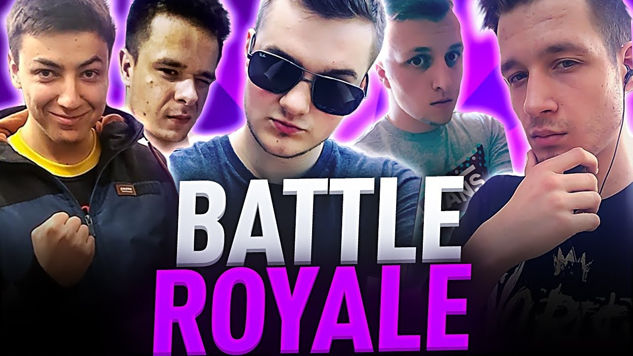 CS:GO BATTLE ROYAL Z EKIPĄ!