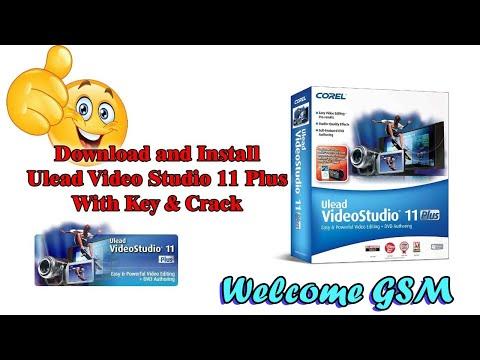 Ulead Video Studio 11+Crack&serial key full