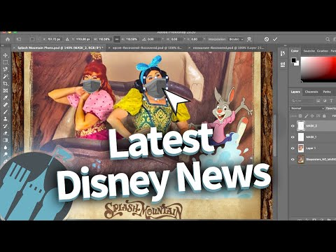 Latest Disney News: NEW Disney Tech That May Change Your Trip, Restaurant Openings & NEW Snacks!
