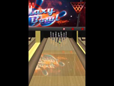 Galaxy Bowling Version 5 Gameplay Video
