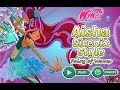 Winx Club Aisha Layla Sirenix Style - Dress Up Game for Girls