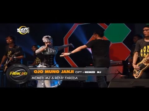 MEMED MJ & RENY FARIDA - OJO MUNG JANJI [ OFFICIAL MUSIC VIDEO ]