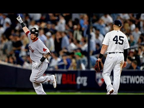Red Sox vs Yankees | ALDS Highlights Game 4 ᴴᴰ