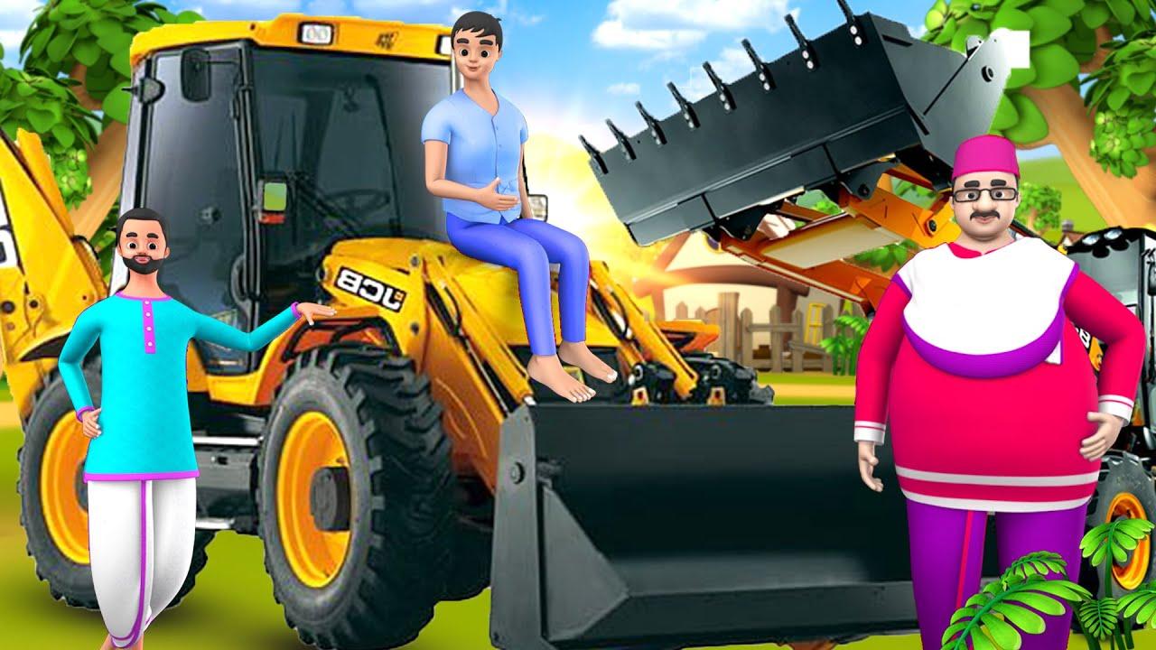 Download ஜேசிபி டிரைவர் தமிழ் கதை | JCB Driver Tamil Story | Village Comedy & Funny Stories Videos Maa Maa TV
