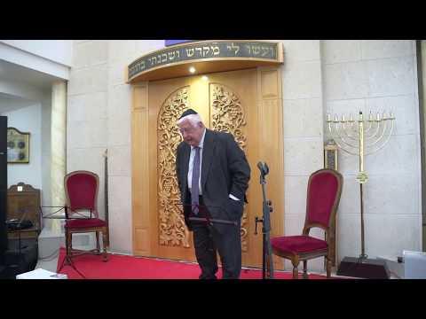 Président D'honneur Du Consistoire De Paris Moïse Cohen