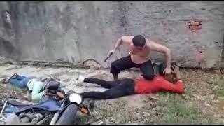 Bandidos se dando mal: Quando a vítima também está armada!