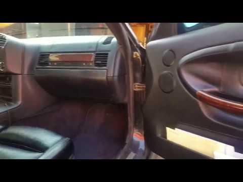 Kamotors weekly short #2 - E36 M3 wood door pull removal/install