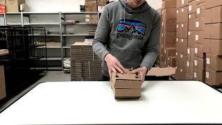 Scatola per spedizione bottiglie OMNIS Video
